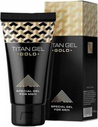 Gel Titan Gold 50ml + cadou o cutie SOHard cu doua tablete Igiena intima