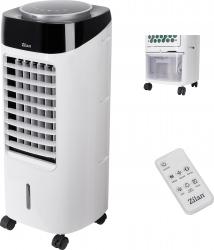 Racitor si purificator de aer mobil ZILAN ZLN-3970 Racire/Umidificare/Purificare Display cu LED Telecomanda Temporizator 1-12 ore Rezervor