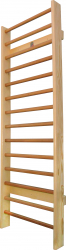 Spalier Gimnastica Standard Prospalier M330L 230x80 cm 14 BARE lacuit natur lemn Accesorii fitness