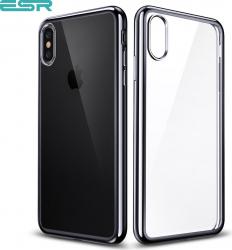 Husa slim ESR Eseential Twinkler iPhone X Black