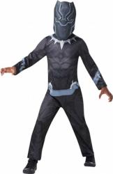 Costum copii Black Panther  Pantera Neagra marimea L 7-8 ani masca inclusa Costume serbare