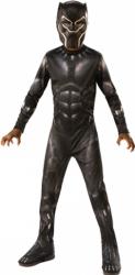 Costum copii Deluxe Black Panther  Pantera Neagra marimea L 8 - 10 ani masca inclusa Costume serbare