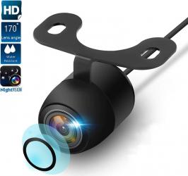 Camera marsarier universala HD cu traiectorie dinamica unghi 170