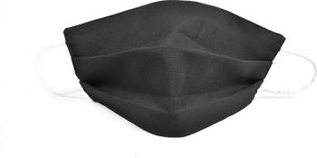 Masca fata fashion negru simplu Accesorii Dama