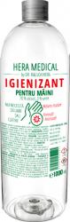 IGIENIZANT PENTRU MAINI 70 alcool cu uree 1000 ml Gel antibacterian