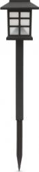 Lampa solara LED - Imitatie flacara - Motor Starter 2 buc. LED de culoare alba acumulator AAA/1 2V/150 mAh cu intrerupator ON/OFF inaltime Corpuri de iluminat