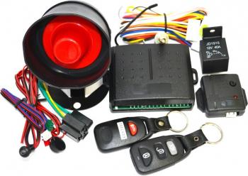 Alarma auto K135 Motor Starter Alarme auto si Senzori de parcare