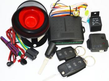 Alarma auto K245 Motor Starter Pro Alarme auto si Senzori de parcare