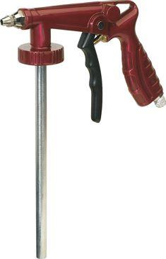 Antifon cauciucat Teroson negru 2 kg SOLL + Pistol pentru antifon/teroson SEALEY presiune de operare 6 2bar consum de aer 227ltr/min Lacate