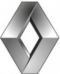 Carcasa Cartela Renault Megane II 3 Butoane Lacate