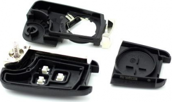 Carcasa cheie Opel Chevrolet tip briceag CC091 3 butoane inlocuieste cheia originala Lacate