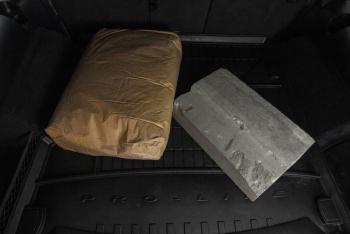 Covor protectie portbagaj tavita 3D Pro-Line RENAULT Megane 4 berlina 2016- PB 5397 Lacate