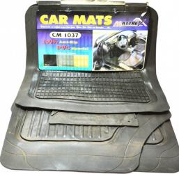 Covorase auto pvc CM1037 Universale culoare Neagra Lacate
