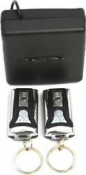 Inchidere centralizata F2 doua telecomenzi culoare Neagra Alarme auto si Senzori de parcare
