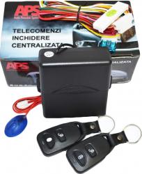 Inchidere centralizata K133 Motor Starter Pro Alarme auto si Senzori de parcare