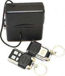 Inchidere centralizata S7 2 telecomenzi culoare neagra Alarme auto si Senzori de parcare
