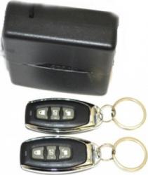 Inchidere centralizata U3-3 doua telecomenzi culoare Neagra Alarme auto si Senzori de parcare
