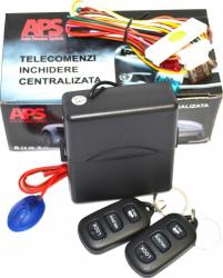 Inchidere centralizata X-21 Motor Starter Pro Alarme auto si Senzori de parcare