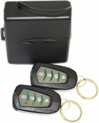 Inchidere centralizata YT 3 doua telecomenzi culoare neagra Alarme auto si Senzori de parcare