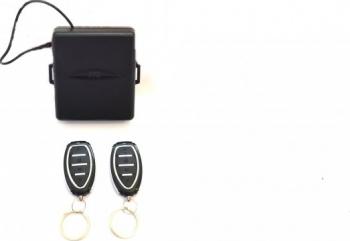 Inchidere centralizata YT 73 culoare neagra doua telecomenzi Alarme auto si Senzori de parcare