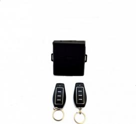 Inchidere centralizata YT 86 doua telecomenzi culoare Neagra Alarme auto si Senzori de parcare