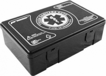 Kit siguranta auto - trusa medicala 2 x triunghi reflectorizant stingator tip spray vesta Motor Starter Lacate