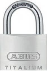 Lacat Titalium ABUS 727/30 - nivel securitate 5 din 10 Lacate