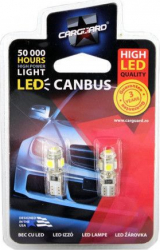 LED de Pozitie cu Can-Bus Carguard CAN105 T10 LED SMD 12V