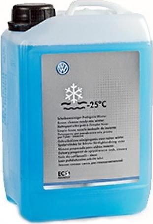 Lichid parbriz iarna -25 grade C aroma mere 3L original/OE Volkswagen/Audi/Skoda/Seat Lacate