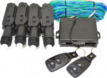 Modul inchidere centralizata profesional K133 Alarme auto si Senzori de parcare