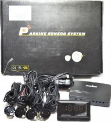 Senzori de parcare Thunder cu afisaj led PK 012 Alarme auto si Senzori de parcare