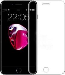 Set 3 componente pentru Iphone 7 Plus MARK husa protectie spate - transarenta super-slim silicon folie protectie ecran - cu sticla Lacate