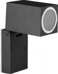 Spot mobil negru pentru exterior negru IP44 V-TAC Corpuri de iluminat