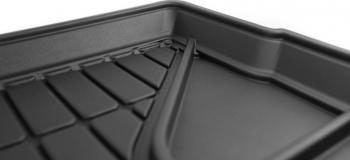 Tavita portbagaj FORD Focus III COMBI 2011-prezent Premium Lacate
