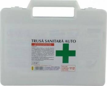 Trusa sanitara prim ajutor auto Prima Lacate