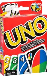Carti de joc Mattel Uno