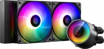 Cooler procesor Deepcool Castle 240 RGB V2