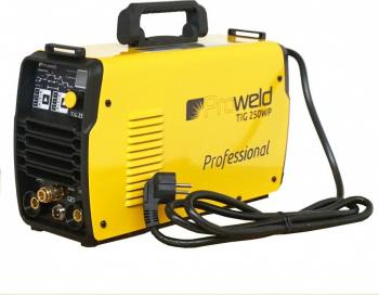 Invertor sudare ProWELD TIG-250WP 220A functie puls