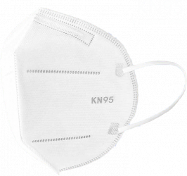 Set 20 Masti de protectie cu filtru FFP2 model KN95 Masti chirurgicale si reutilizabile