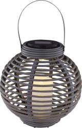 Felinar lampion solar LED 0.06W diametru 22 cm IP44 200mAh Corpuri de iluminat