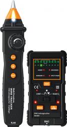Detector de cabluri conductoare si tester LAN
