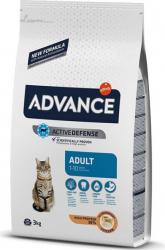 Hrana uscata pentru pisici cu pui si orez Advance Cat Adult 3Kg Hrana animale