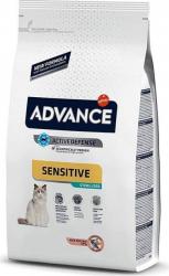 Hrana uscata pentru pisici cu somon Advance Cat Sensitive Sterilized 1.5 Kg Hrana animale