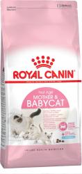 Hrana uscata pentru pisici Royal Canin Babycat 400g Hrana animale