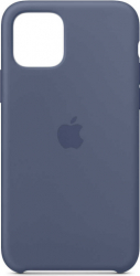Husa iPhone 11 Pro 2019 5.8 Albastru Carcasa Silicon Premium Slim Logo Huse Telefoane