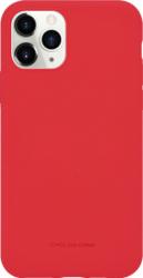 Husa iPhone 11 Pro 2019 Rosu Carcasa Spate Silicon Mat Molan Cano Huse Telefoane