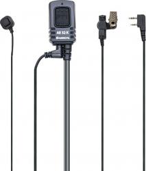 Casti Albrecht AE 32 K cu tub acustic si microfon 2 pini tip Kenwood Alarme auto si Senzori de parcare