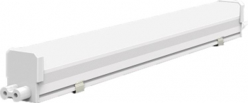 Corp cu tub LED T5 Well putere 4W lungime 310mm lumina rece 6000K Corpuri de iluminat