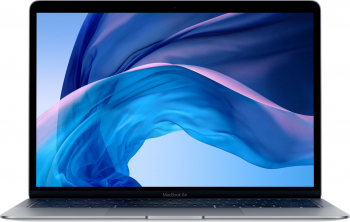 Apple MacBook Air 13 Intel Core i3 1.1GHz 256GB SSD 8GB Retina macOS INT Space Grey Laptop laptopuri