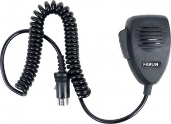 Microfon PNI FRN-100 cu 5 pini pentru Alan 100 Old model Alarme auto si Senzori de parcare
